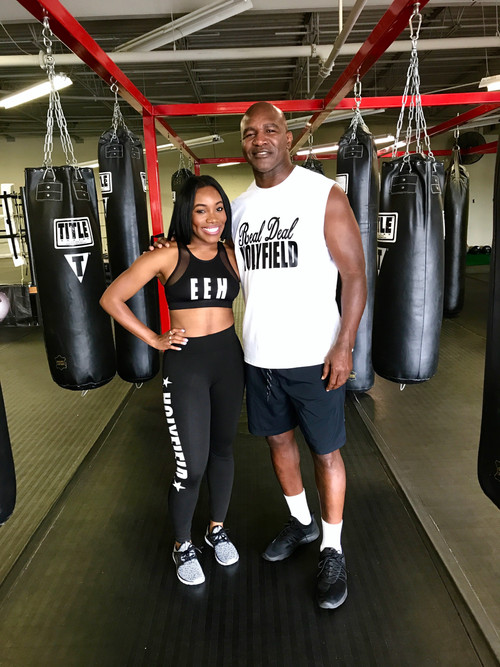 """""""Real Deal"""" Father Daughter Workout"""