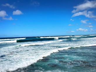 ハワイ島で地震。
