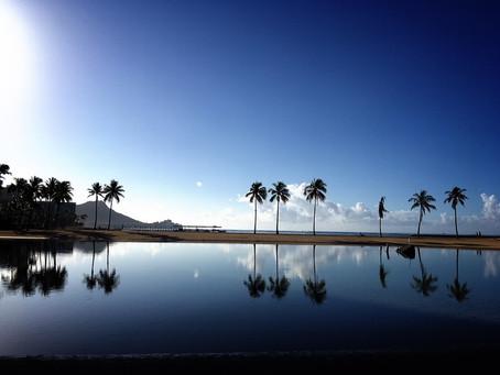 ハワイの伝説-Leahiの恋物語。