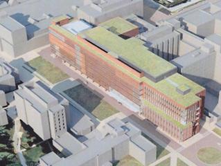 Georgetown MedStar New Hospital Building