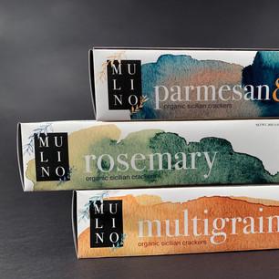 Mulino Cracker Packaging