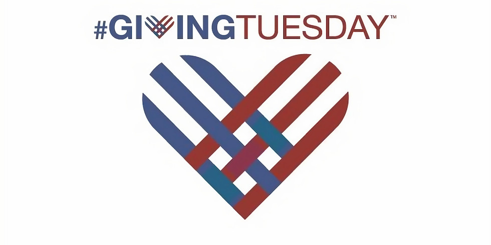 #GivingTuesday