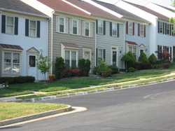Attractive townhomes