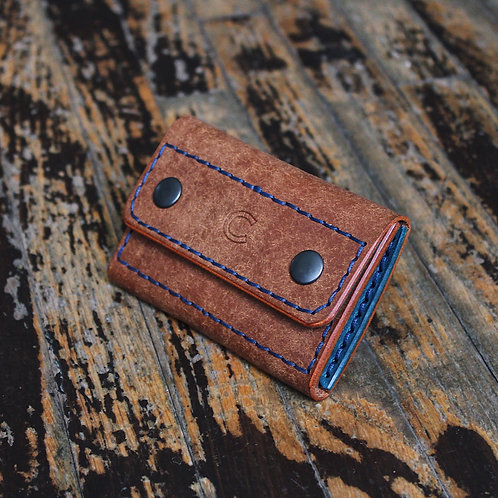 3-Pocket Pouch Wallet