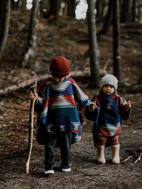 Mini Tipi - Arizona Poncho - Kids