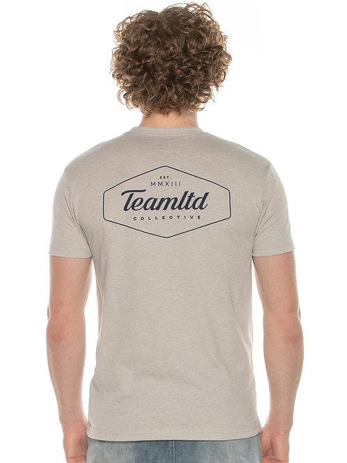 Team LTD - Grey Collective Tee