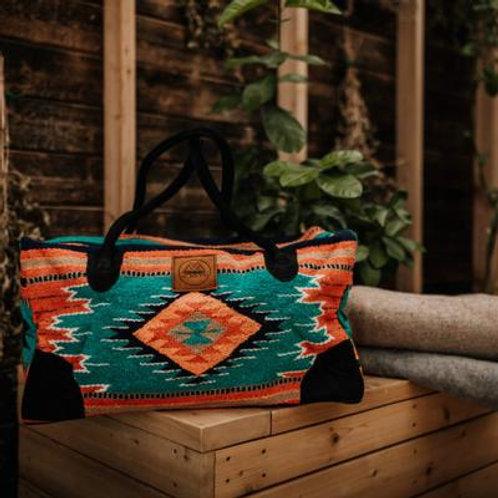 Lace Brick Design- Adventure Bag