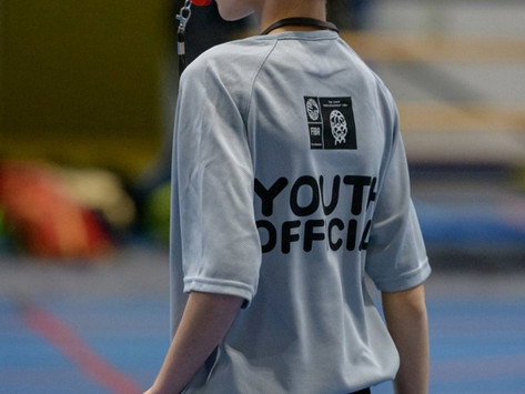 Youth Official cursussen