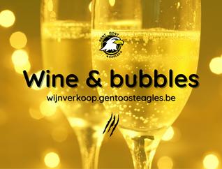 Wine & Bubbles
