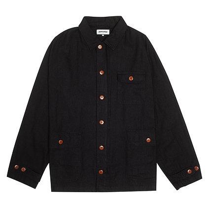Fucking Awesome Kof Chore Coat Jacket Blk