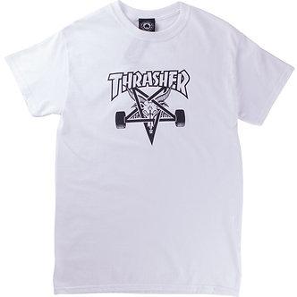 Thrasher Skategoat T-shirt wht