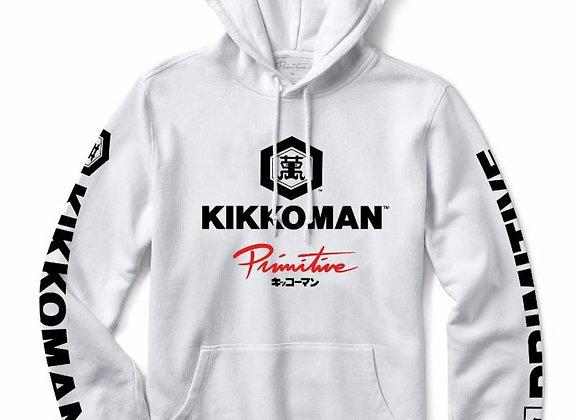 Primitive Kikkoman Sauce hood wth
