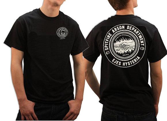 Spitfire X Hysteria Truck T-shirt blk