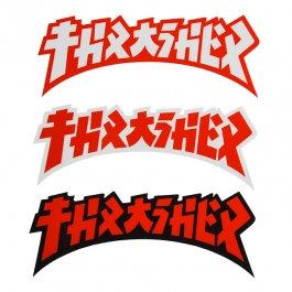 Thrasher Godzilla sticker 10X3cm