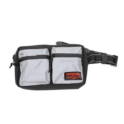 Spitfire Live To Burn Croos Body Bag Reflect