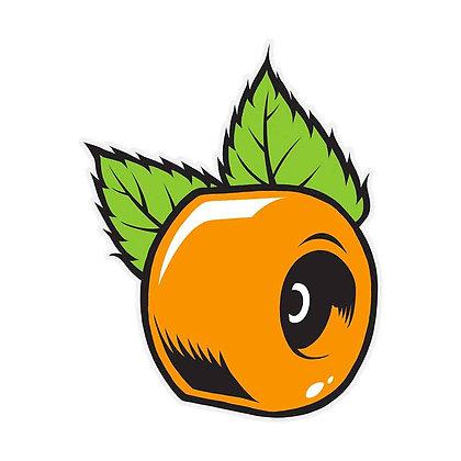 OJ Orange Sticker 7cm