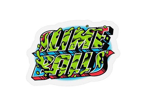 Santa Cruz Greetings From Slime Balls 9cm