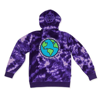 Primitive Earth Day Hood prp