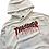 Thumbnail: Thrasher Blood Drip Hood Gry
