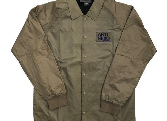 Anti Hero Reserve Patch Jacket flnl khaki
