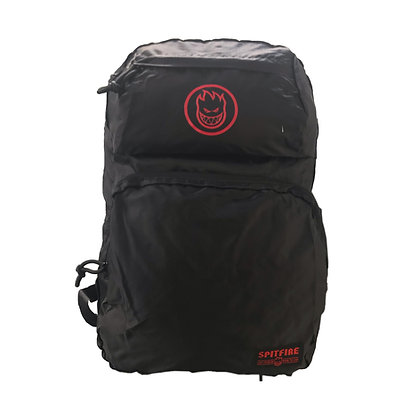 Spitfire Bighead Circle Packable blk/red