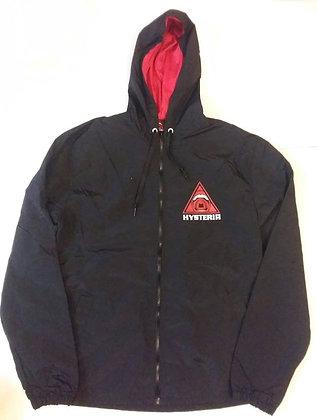 Hysteria Screamer Logo Jacket blk