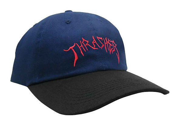 Thrasher Lotties Old Timer Nvy
