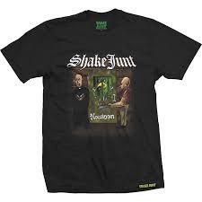 Shake Junt Last Meal T-shirt blk