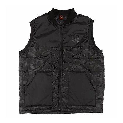 Spitfire Lil Bighead Vest Camo Blk
