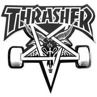 Thrasher Skategoat Sticker 22x22 cm
