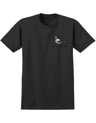 Antihero Lil Pigeon Tshirt Blk