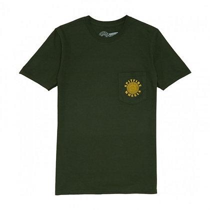 Spitfire Classic Pocket Tshirt grn