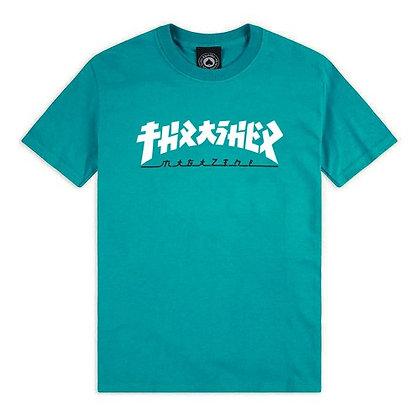 Thrasher Godzilla Tshirt Jade