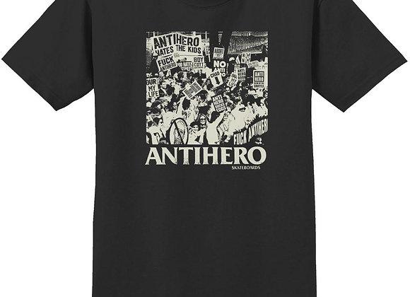 Anti Hero Protest T-shirt blk