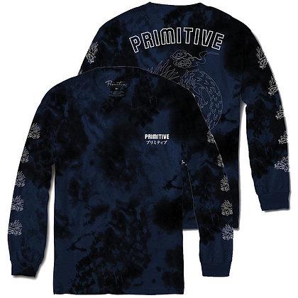 Primitive Dynasty Long/sleeve nvy