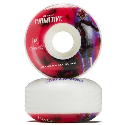 Primitive X DBS 54mm Goku Black Rose Swirl