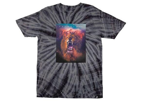 Primitive Leo Spider T-shirt tie dye