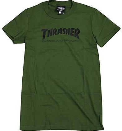 Thrasher Girls Skate Mag Short Sleeve Arm