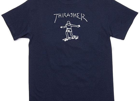 Thrasher Gonz Tshirt Nvy