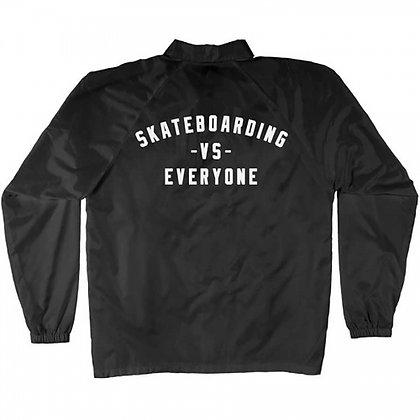Real Skateboarding vs Everyone Jacket Reflect