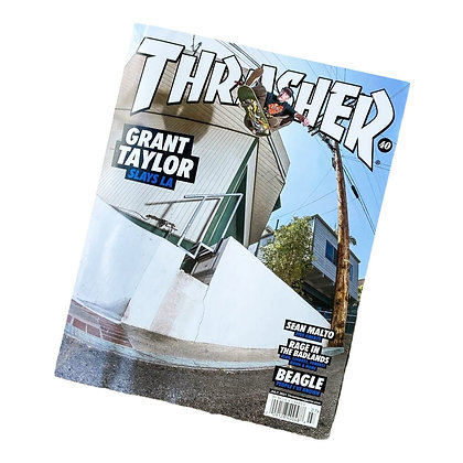 Thrasher Magazine Julio 2021