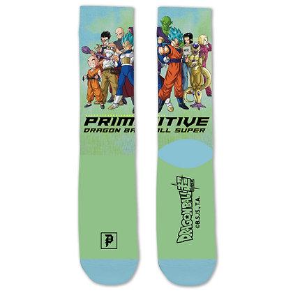 Primitive X DBS2 Universal Survival Socks