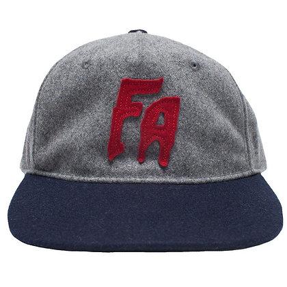 Fucking Awesome FA Logo Snapback