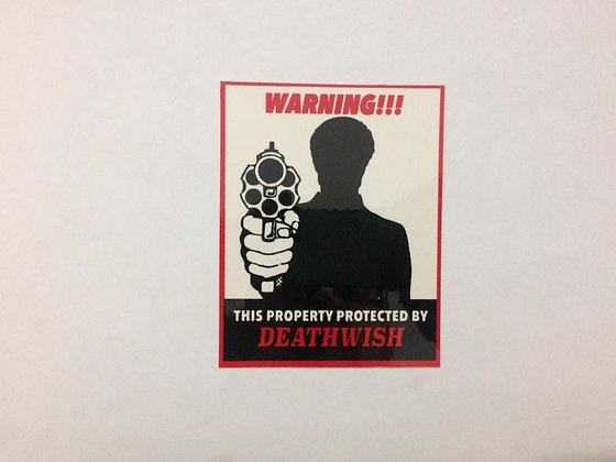 Deathwish gun 10x7.5.