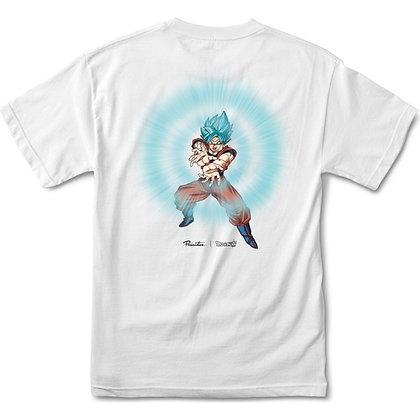 Primitive X DBS Energy Tshirt wht