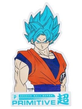 Primitive X DBS Goku Sticker 9x5cm
