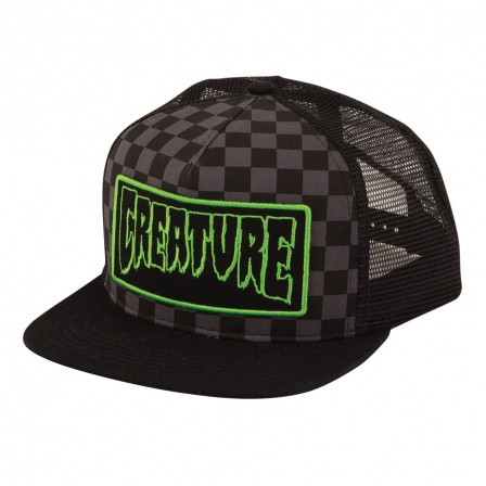 90a40f0f7d6 CREATURE Patch Trucker Mesh Cuadros.