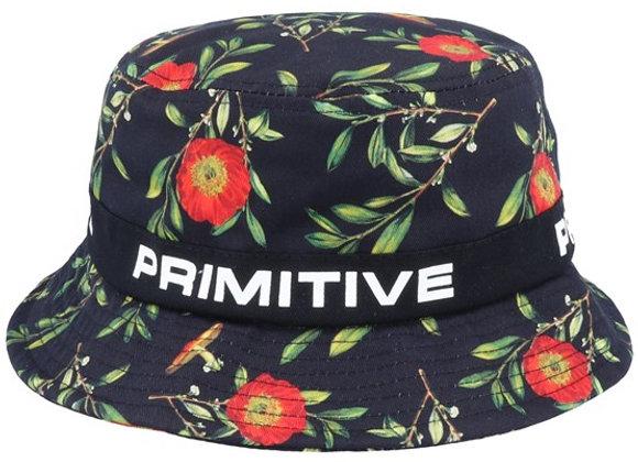 Primitive Horticulture Bucket Hat blk