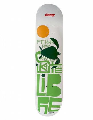 Skatelibre Tortuga Pro Verde