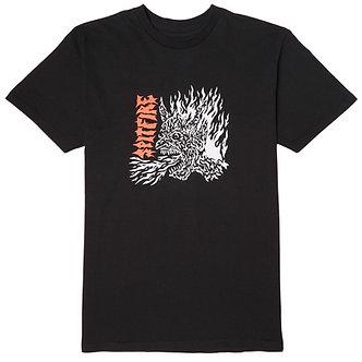 Spitfire Fiend T-shirt blk